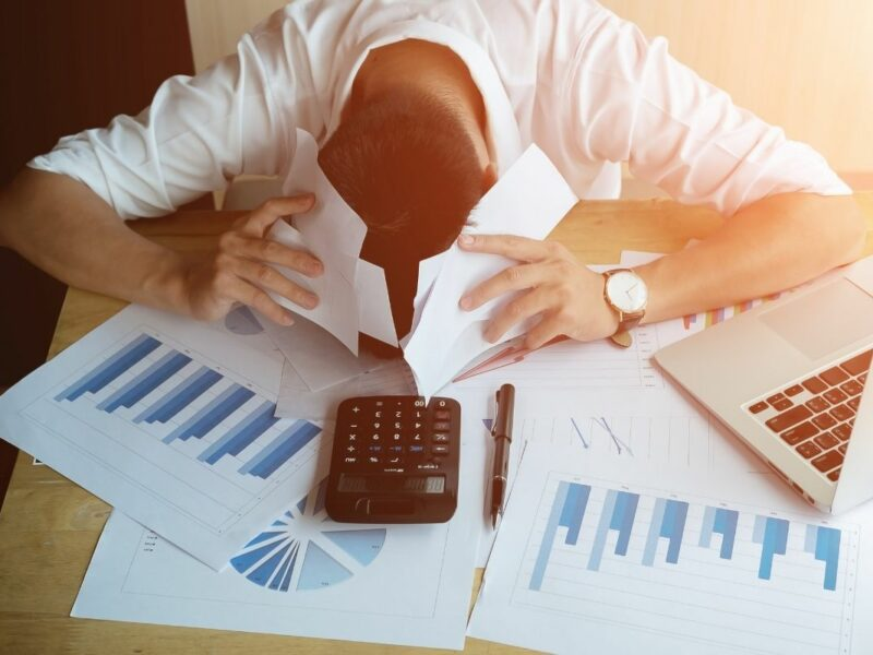 Managing Stress as an Investor